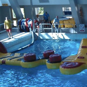 "photo of ""The Eliminator"" at Waves Pool"