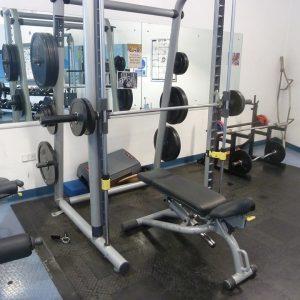 Rathfriland Community Centre gym