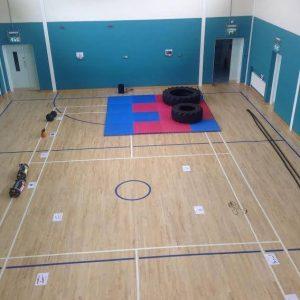 Rathfriland Community Centre hall image