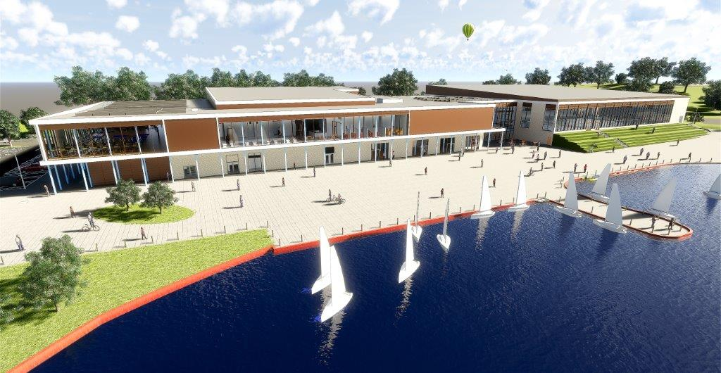 Planning permission granted for new multi-million-pound Leisure Centre