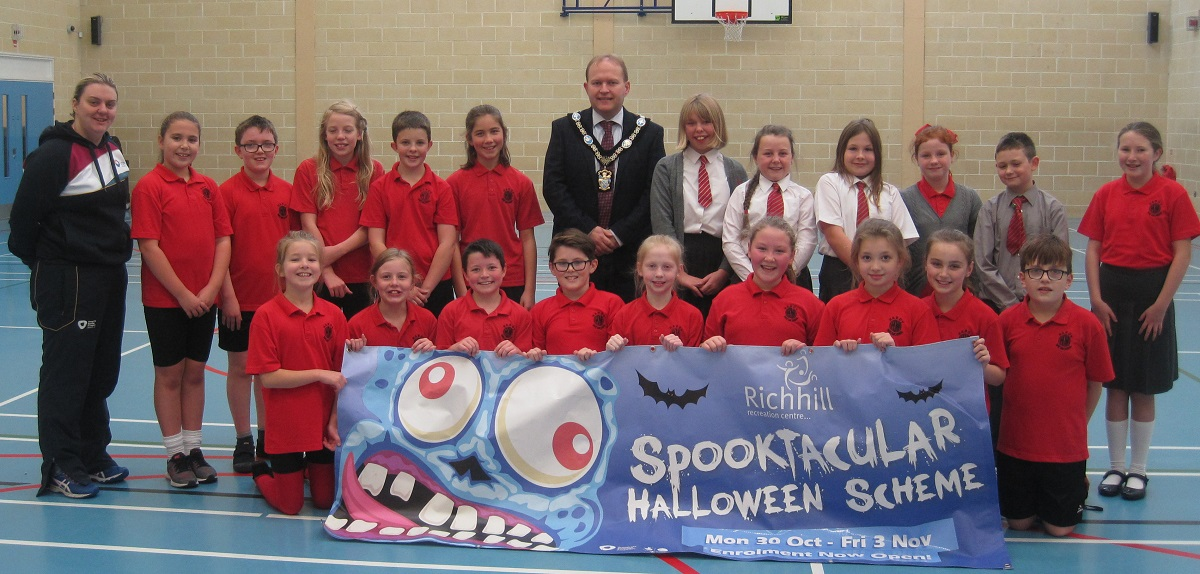 Lord Mayor Launches Spooktacular Halloween Schemes