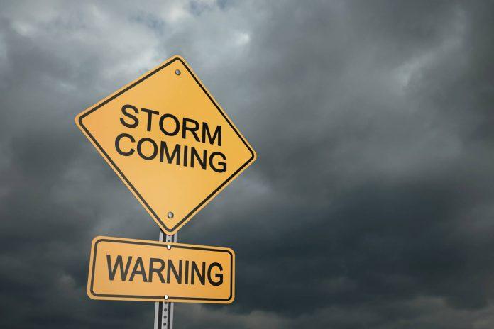 Weather Warning Update
