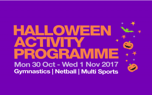 Halloween Activity Day 2017