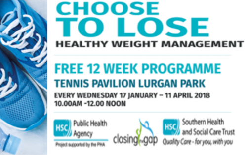 Choose to Lose Healthy Weight Management