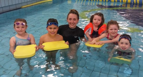New Swimming Programmes Launched At The Orchard Leisure Centre Get Active Abc