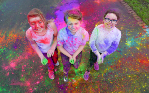 Heart & Sole Colour Dash 2019 – Race Pack Information