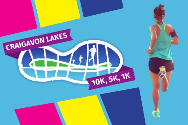 Craigavon Lakes 10k, 5k and 1k Family Run