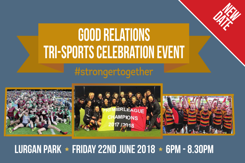 NEW DATE – Tri-Sports Celebration Event
