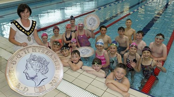 Kids Dive in with £1 Swim