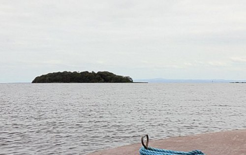 Viscount's private Lough Neagh island available for rent