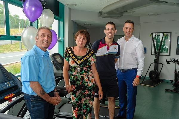 £55,000 Fitness Equipment Investment at Keady Recreation Centre