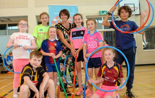 Lord Mayor visits Crazy Summer Schemes