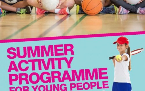 An abundance of action packed activities on offer for young people this August