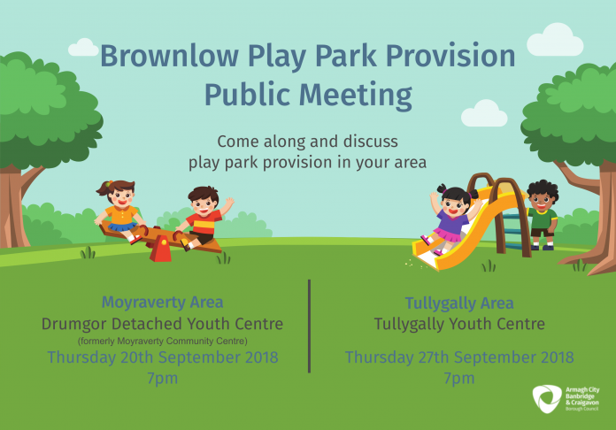 Have your say on play provision in the Brownlow area