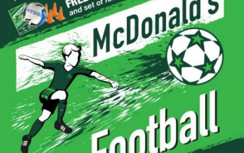 Irish FA McDonald's Fun Football Centre