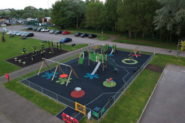 Kinnego Play Area