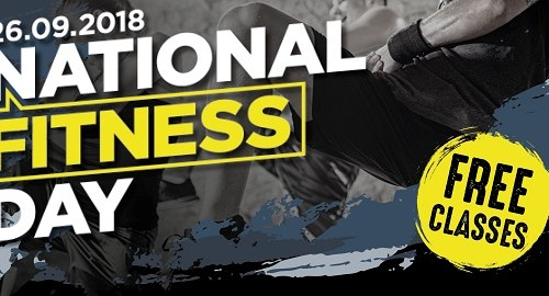 National Fitness Day Free Classes @ Orchard Leisure Centre