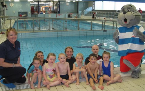 Council Launches new getactiveabc Swim School