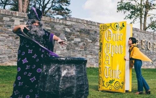 2018 Portadown People's Park Spooktacular