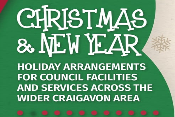 CHRISTMAS 2018 & NEW YEAR HOLIDAY ARRANGEMENTS - Get Active ABC