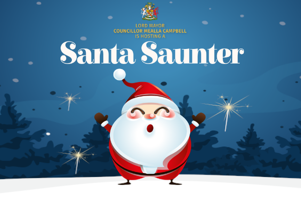 Charity Santa Saunter
