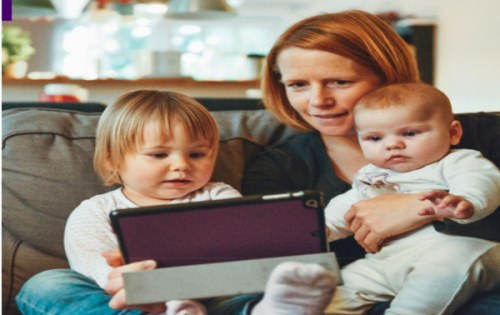 Parenting Infants in a Digital World