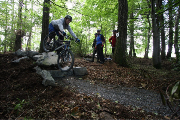 Gosford Mountain Bike Trail Public Meeting