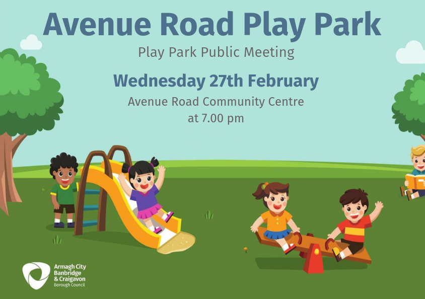 Have your say on play provision at Avenue Road