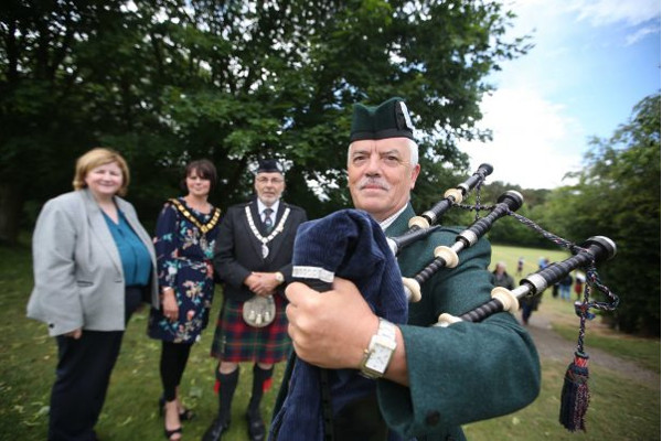 UK Pipe Band Competition 2019
