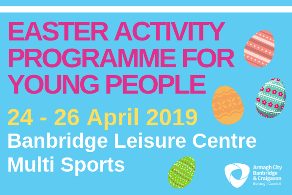 Easter Activity Programme For Young People