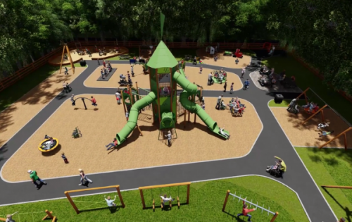 Tannaghmore Gardens Play Park to close temporarily for £250,000 revamp!