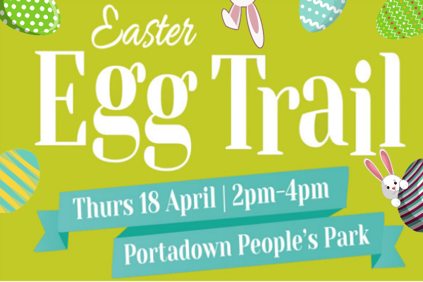 Lord Mayors Easter Egg Trail