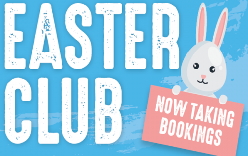Easter Clubs @ Keady, Richhill & Tandragee Recreation Centres