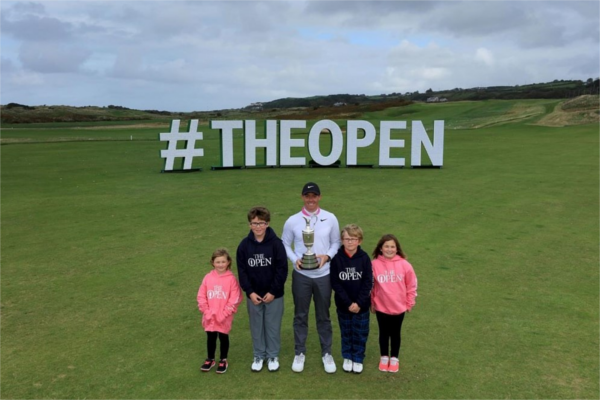 Tourism NI invites you to join us on The Epic Journey to the 148th Open