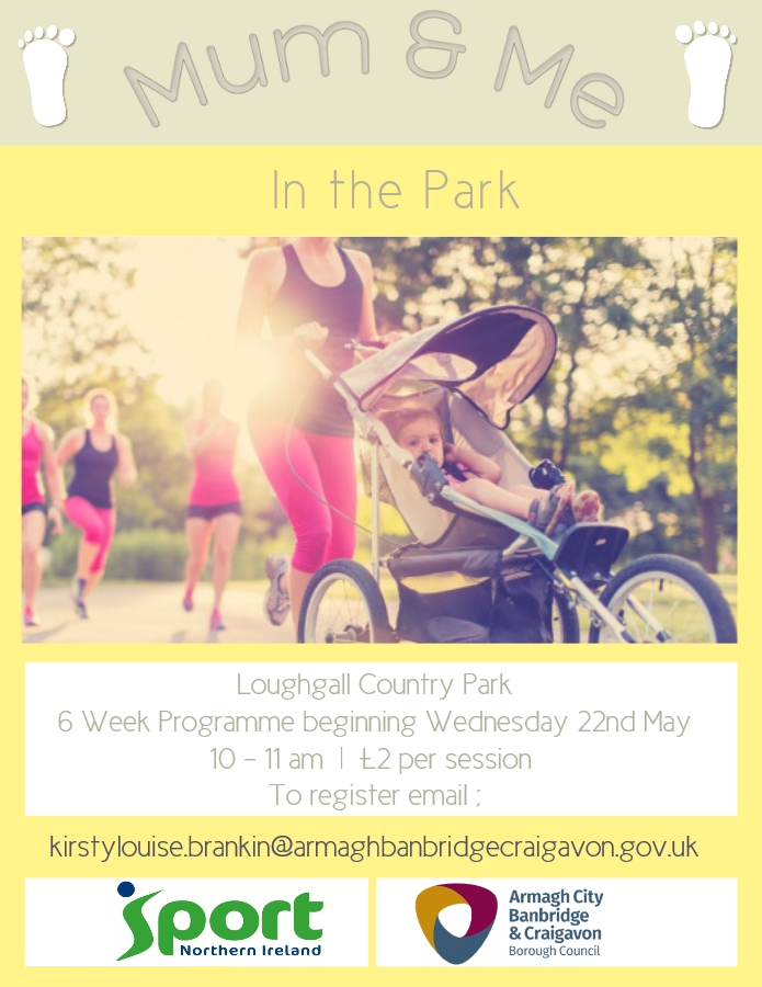 Buggy Fit Programme @ Loughgall Country Park