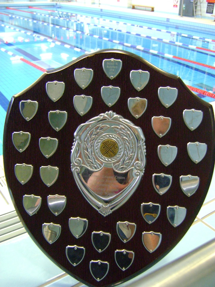 Kids make a splash at Apple Blossom Swimming Gala