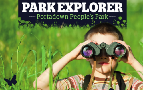 Become a wildlife explorer at Portadown People's Park!