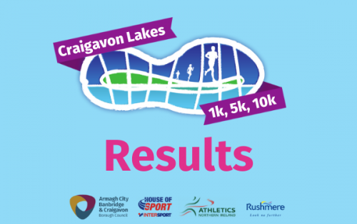 2019 Craigavon 10k & 5k Results are in!