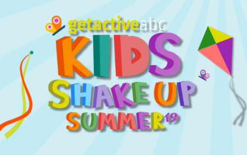 Young people get set to Shake Up Summer!