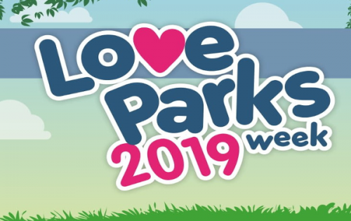 Love Parks Week 19: Packed programme of free events to keep little one's entertained!