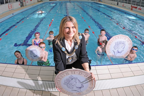 Shake up Summer with £1 Junior Swim