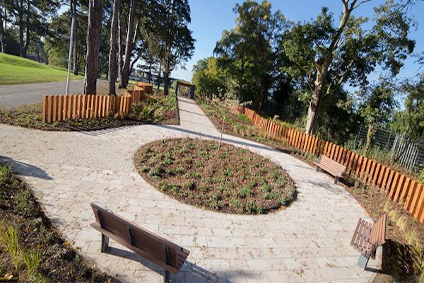 Mindfulness Walk - Portadown People's Park