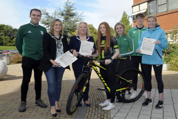 Bursary launched to help aspiring Sporting Stars
