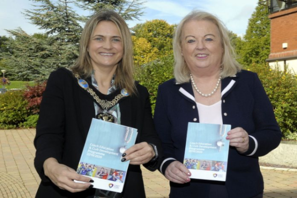 Council launch Coach Education and Club Development Programme 19/20