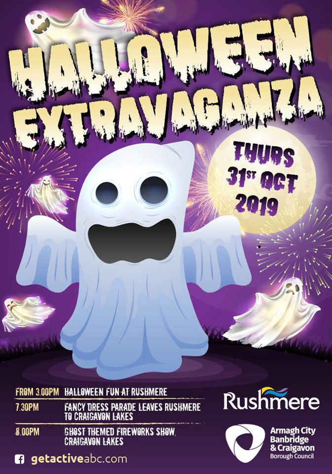 Halloween Extravaganza to light up Craigavon Lakes!