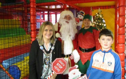 A magical Santa experience awaits at the Orchard Leisure Centre
