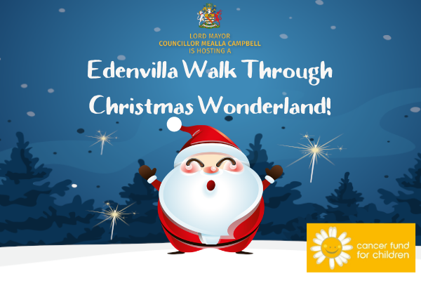 Walk Through Christmas Wonderland!