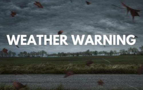 Weather Warning: #StormBrendan