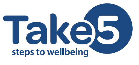 Take 5 steps to wellbeing