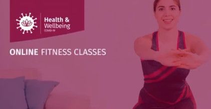 Check out our Online Fitness Classes